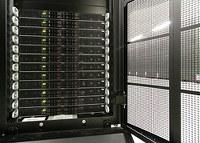 GPU-Knoten des Supercomputers Mistral