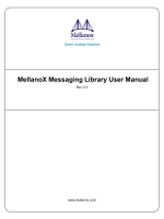 Mellanox Messaging Library User Manual