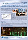 Poster Preview: Bull supoercomputer