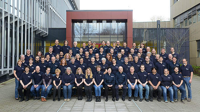 DKRZ-Mitarbeiter und Uni-Forschungsgruppe Wissenschaftliches Rechnen 2016