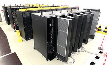 HLRE-3, Installation der ersten Ausbaustufe