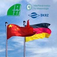 Besuch des Verwaltungszentrums für Chinas Agenda 21 in Hamburg