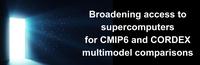 Direkter Zugriff auf CMIP6- und CORDEX-Daten