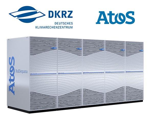 DKRZ verfünffacht Supercomputing-Leistung mit neuem BullSequana von Atos