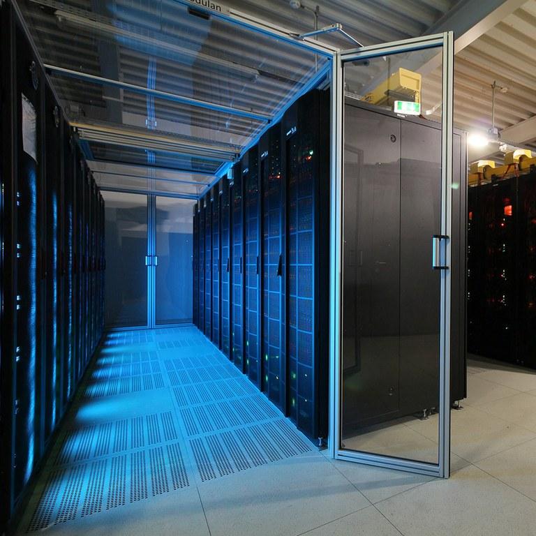 Energieeffizienz des Rechnersystems Mistral