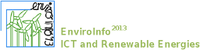 EnviroInfo 2013 in Hamburg