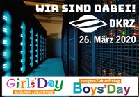 ABSAGE: Girls' and Boys'Day am DKRZ
