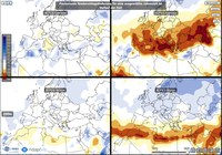 Interaktive Web-Visualisierung von IPCC-Szenarienrechnungen