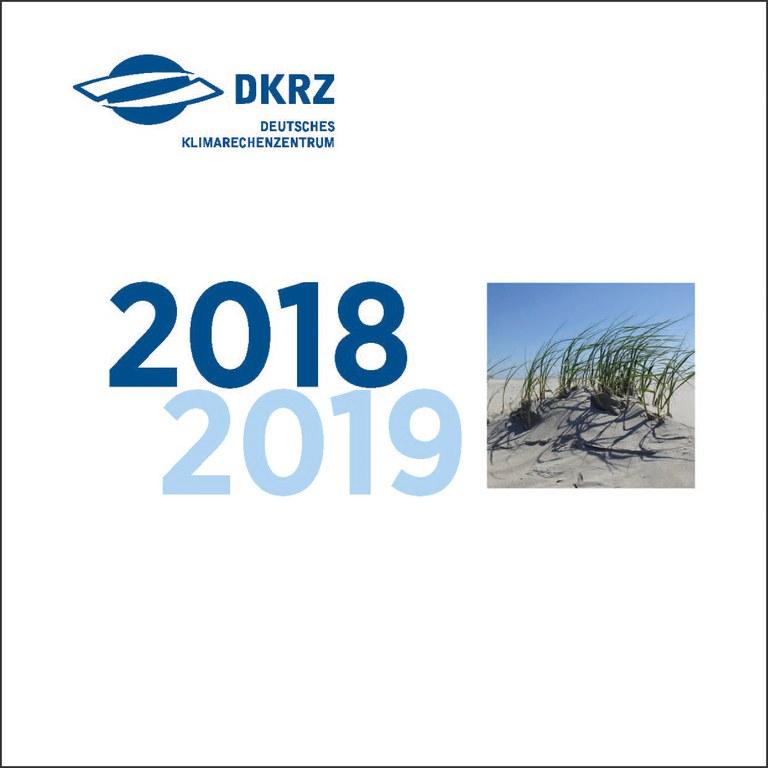 Druckfrisch: Das DKRZ-Jahrbuch 2018-19