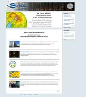Relaunch der DKRZ-Webseiten