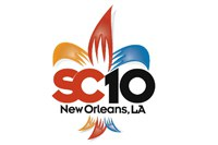 Supercomputing Conference in New Orleans