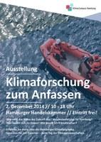 Tag der Klimawissenschaften in Hamburg