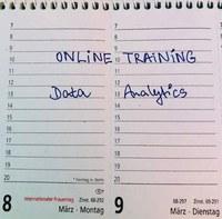 Online-Training zur Datenanalytik