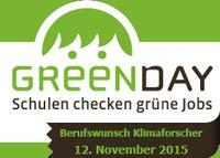Vorschau: GreenDay 2015