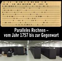 """Vortrag """"Paralleles Rechnen – vom Jahr 1757 bis zur Gegenwart"""""""
