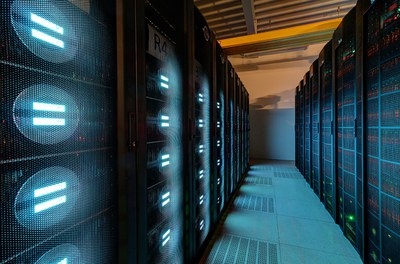 Storage und Compute-Racks