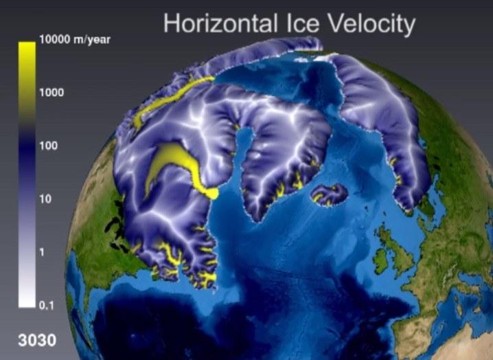 Heinrich-Ereignisse im gekoppelten Eis-Klima-Modell