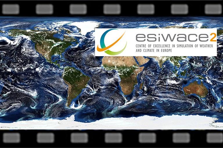 ESiWACE - Exzellenzcenter für Wetter- und Klimasimulation in Europa