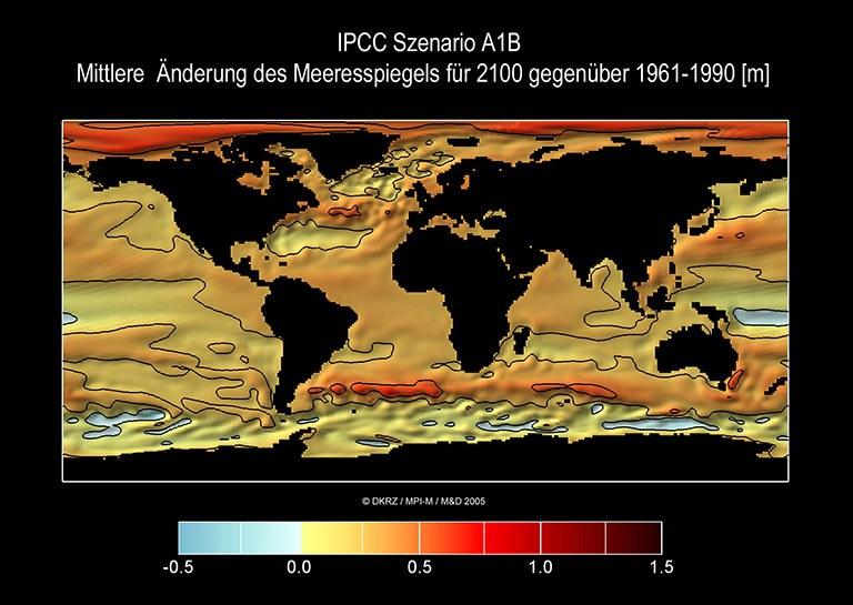 Meeresspiegel