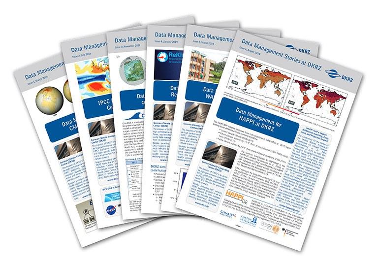 Data Management stories