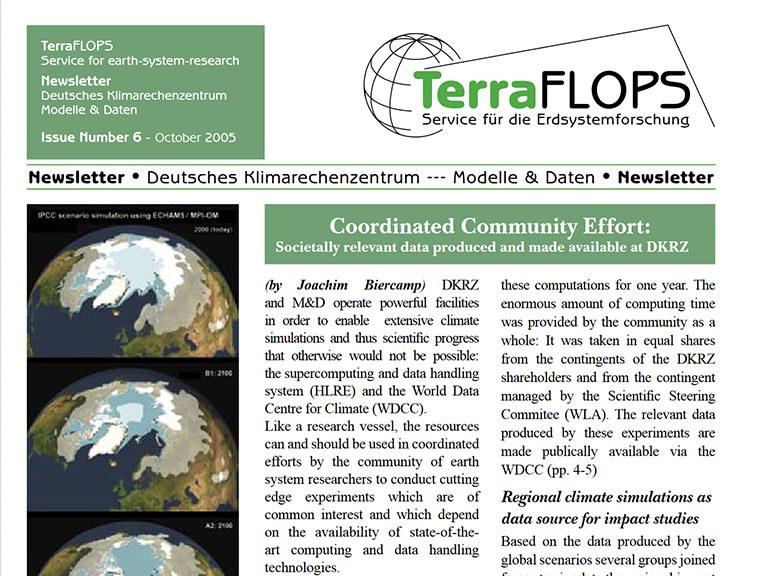 TerraFlops 2002-2008