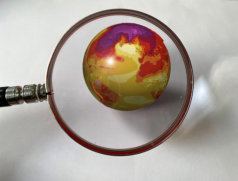 Jetzt online: Informationen zu den CMIP6-Klimasimulationen für den sechsten Weltklimabericht