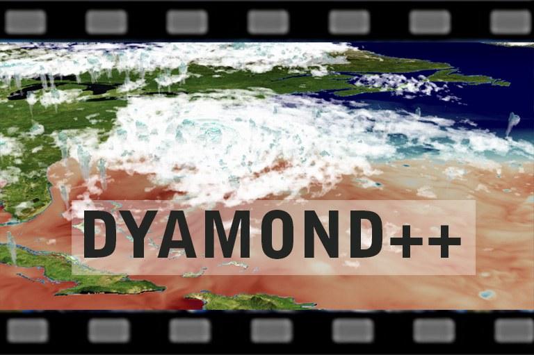 DYAMOND++ - A High Resolution Climate Model Setup