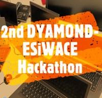 2nd DYAMOND-ESiWACE Hackathon