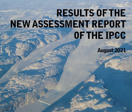 New IPCC report: Humans have clearly warmed the climate