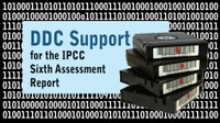 Support of the Data Distribution Centres for the 6th IPCC Assessment Report