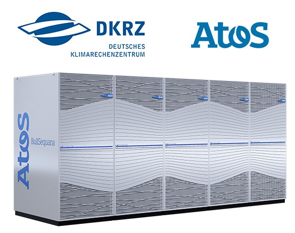Atos boosts supercomputing performance at German Climate Computing Centre (DKRZ) by 5 with new BullSequana
