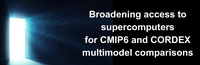Direct access to CMIP6 and CORDEX-data