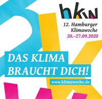 Climate talk at the Hamburger Klimawoche