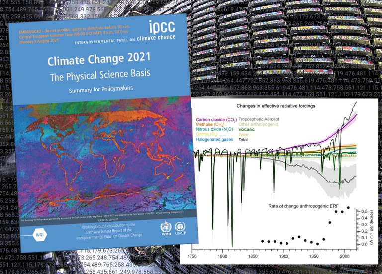 FAIR data for the Sixth IPCC Assessment Report