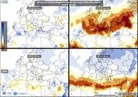 Interactive web-visualization of IPCC scenario simulations