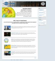 Relaunch of the DKRZ Website