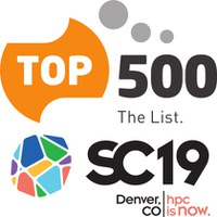 SC'19: Mistral on rank 80th on the TOP500 list