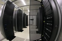 The world's largest archive for climate simulation data is located in Hamburg