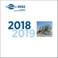 Hot off the press: The DKRZ yearbook 2018-19