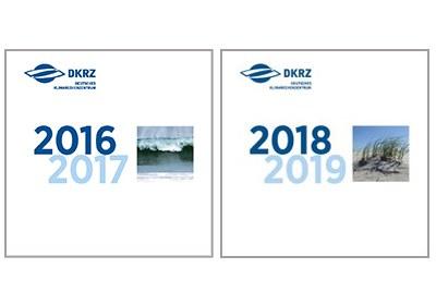 Yearbooks of DKRZ