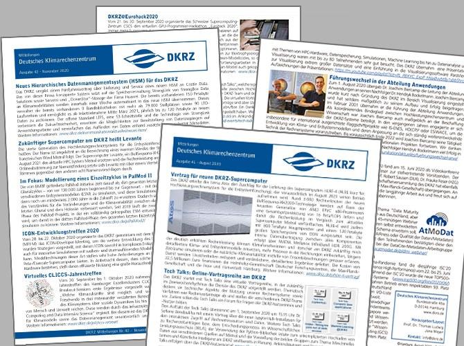 DKRZ newsletter