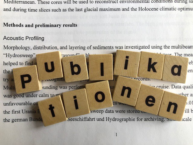 Scientific Publications