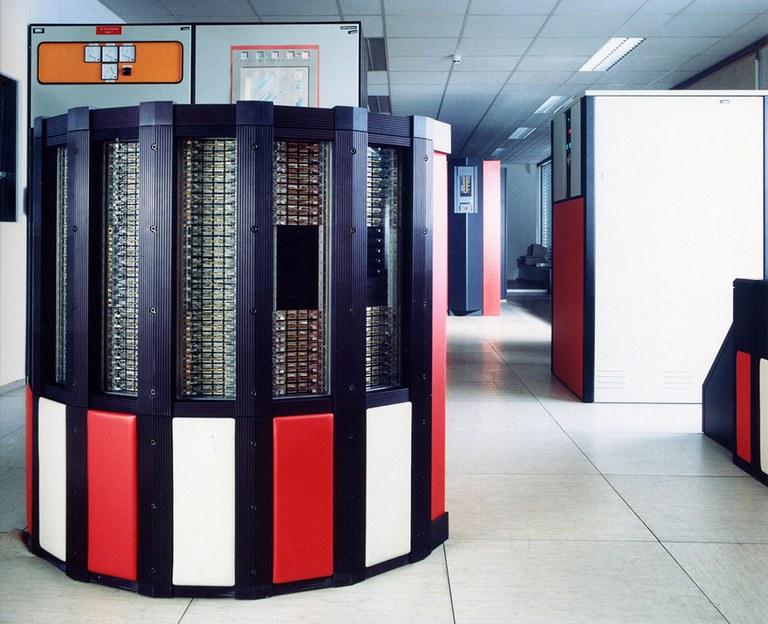 Computer history at DKRZ